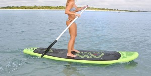 avis sup gonflable aquamarina breeze