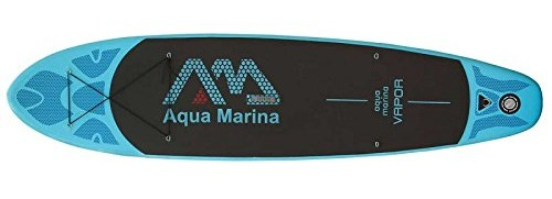 test et avis stand up paddle gonflable aquamarina vapor
