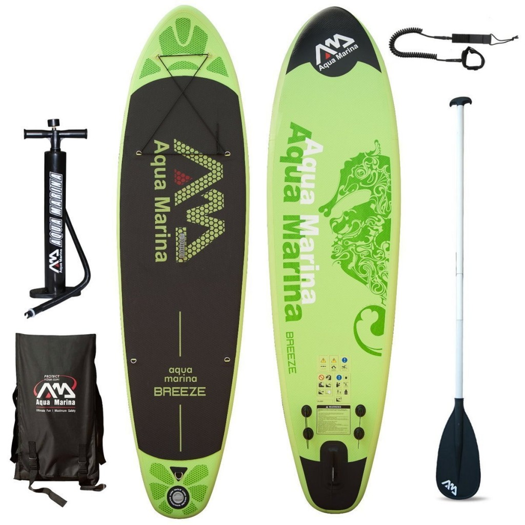 kit aquamarina breeze sup gonflable