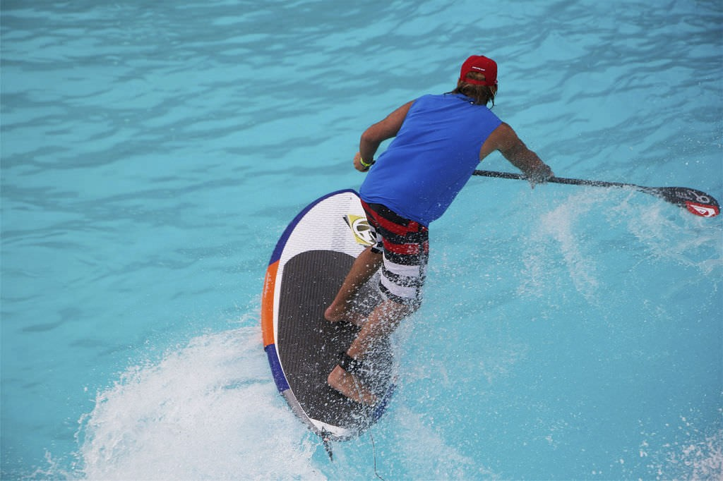 planche sup surf compact board