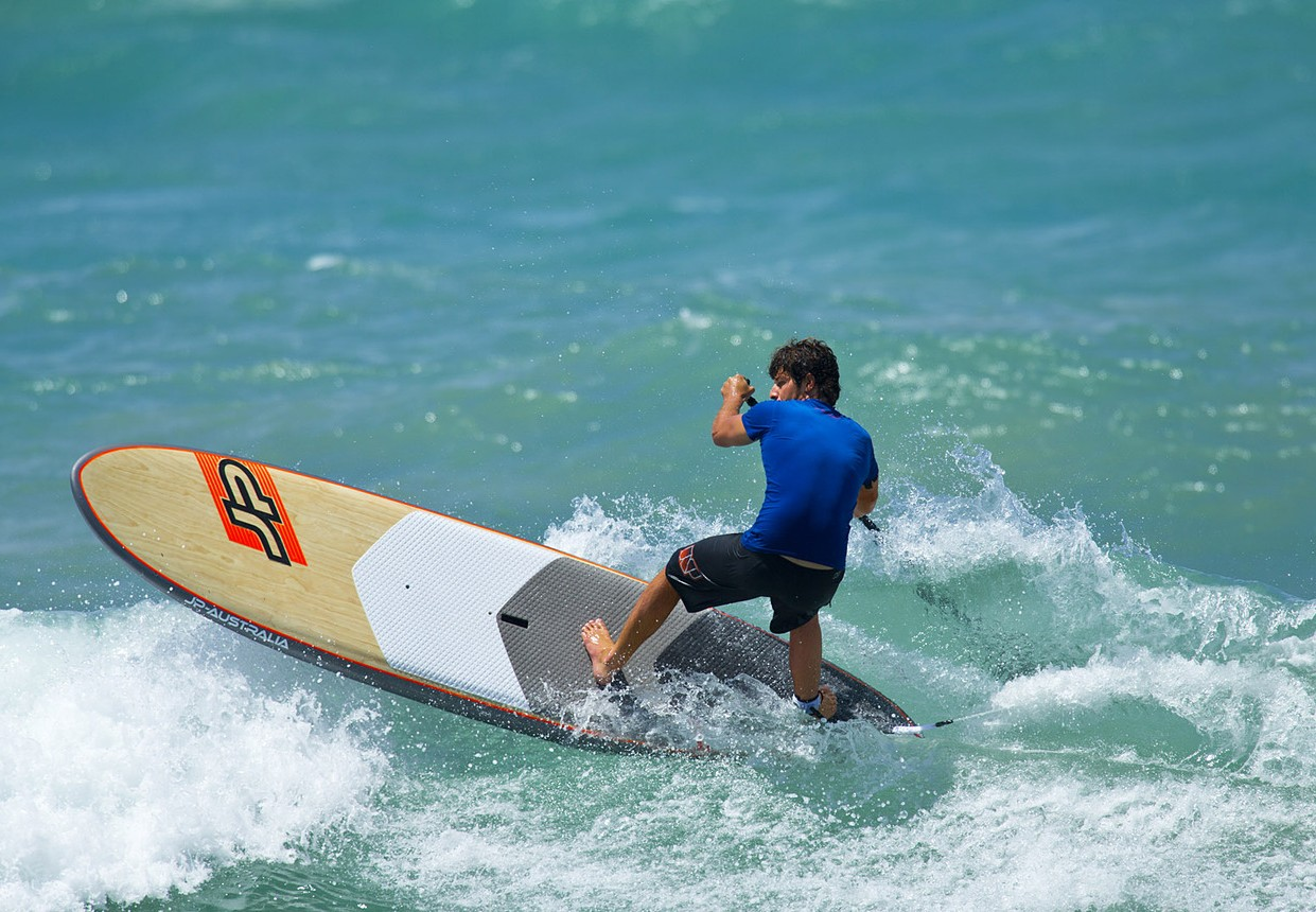 planche sup surf longboard