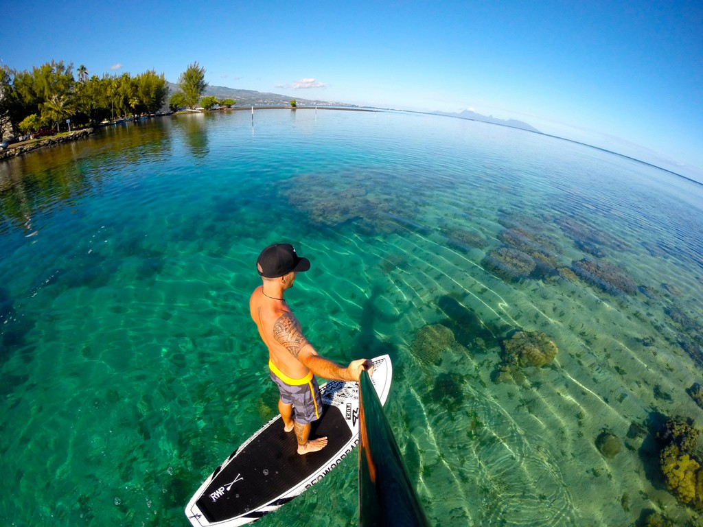 exploration stand up paddle
