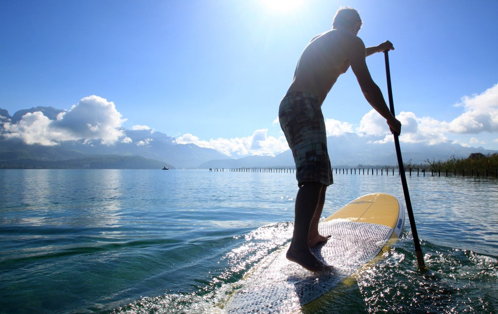 stand up paddle pagaie